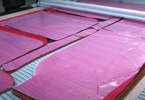 taglio automatico tessuti conto terzi